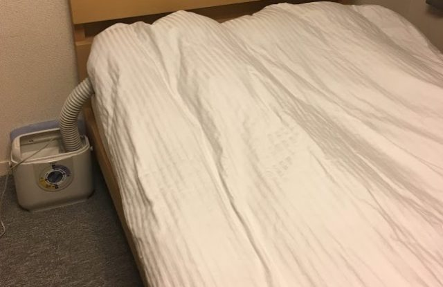 布団乾燥機の使い方